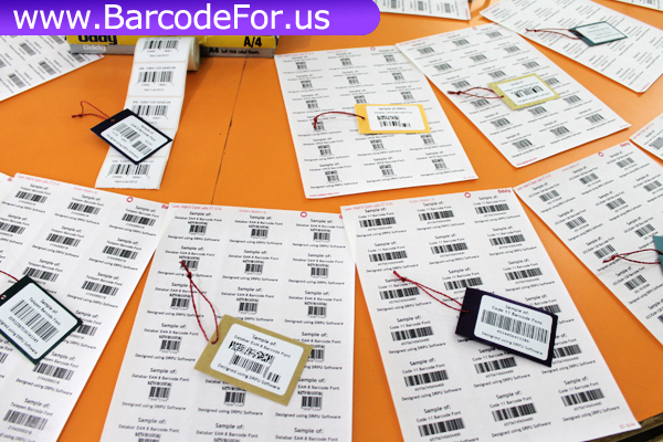 how to insert barcode into document