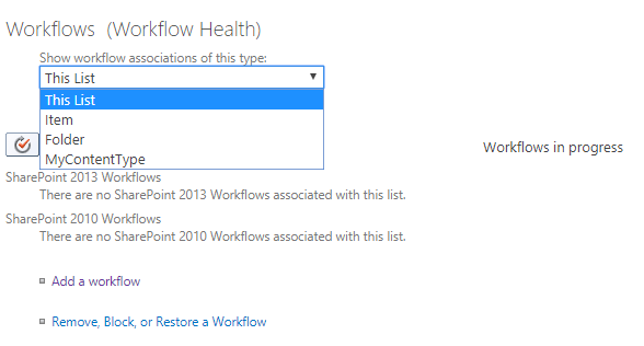 document approval workflow sharepoint 2013