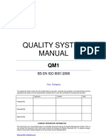 document control process iso 9001