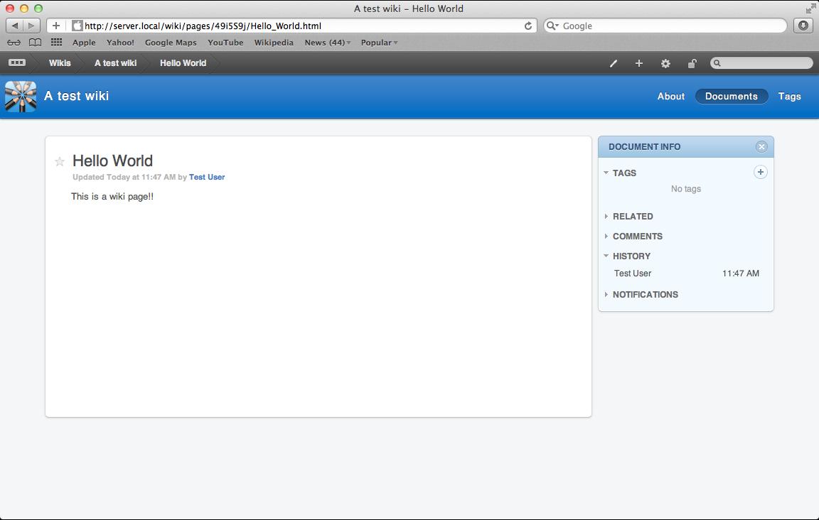 apple wiki server documentation