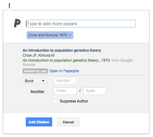 google docs link to place in document