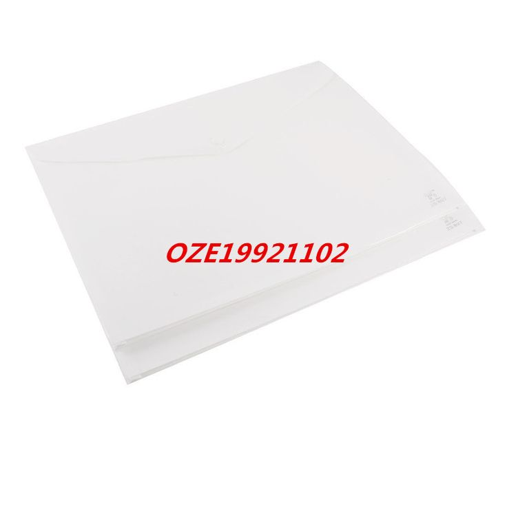 document envelope a4 pp with press stud