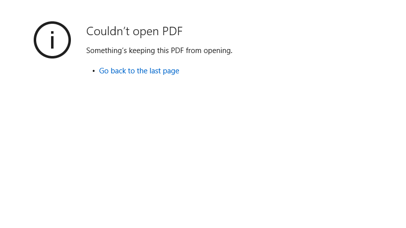 microsoft edge error 80048613 can not save pdf document