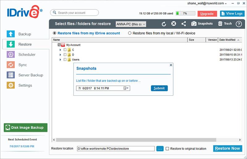 unitrends enterprise backup documentation