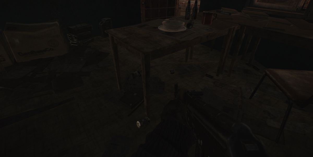 document case escape from tarkov