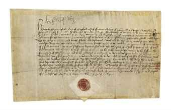 charles i signed this document