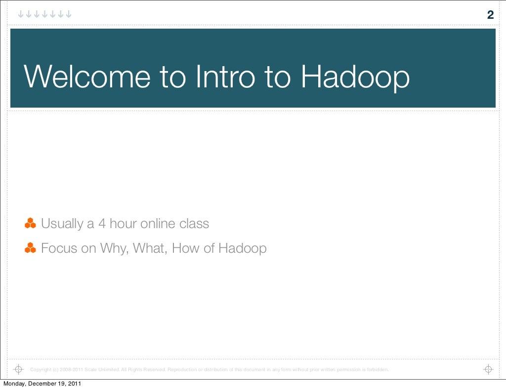 big data hadoop documentation