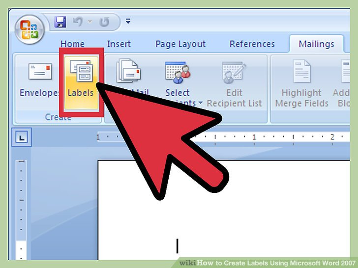 steps to create a document in ms word 2010