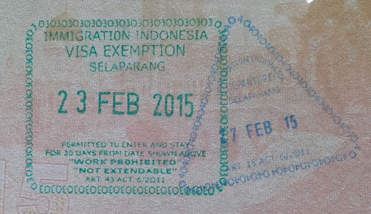 the country who accept australian un travel document without visa