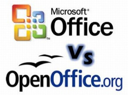 open works document in word