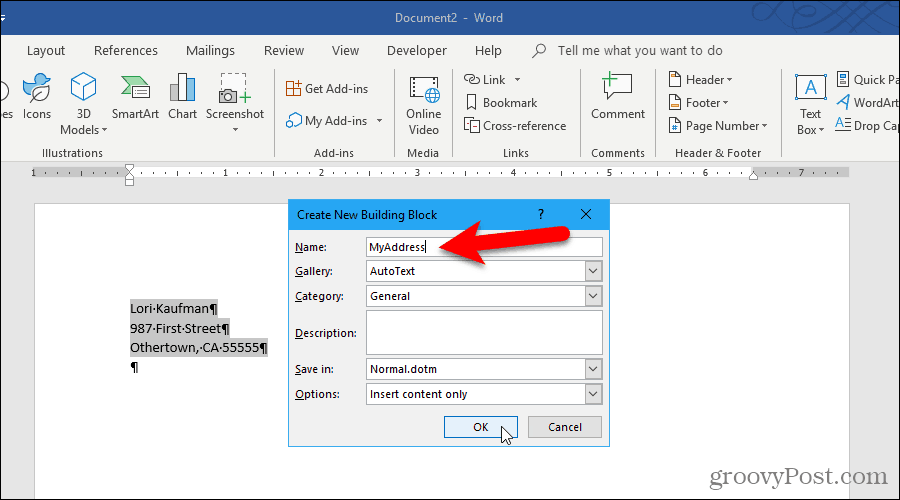 how to change launguage of entire word document