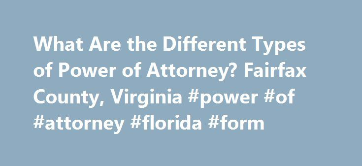 how to make a power of attorney document