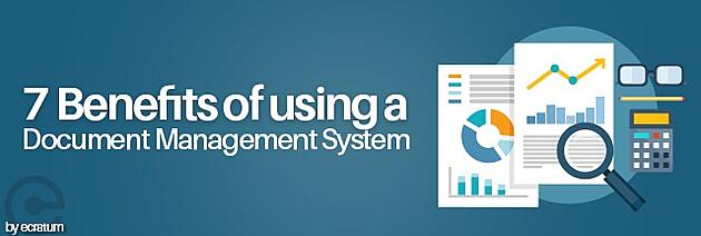 benefits of using document management system