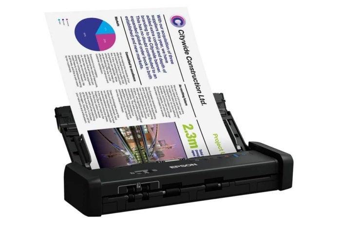 epson workforce wireless document scanner ds 40