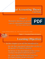nature of theories the paradigm document accounting