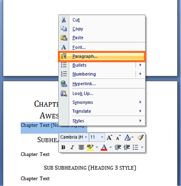 how to change the author of a word document