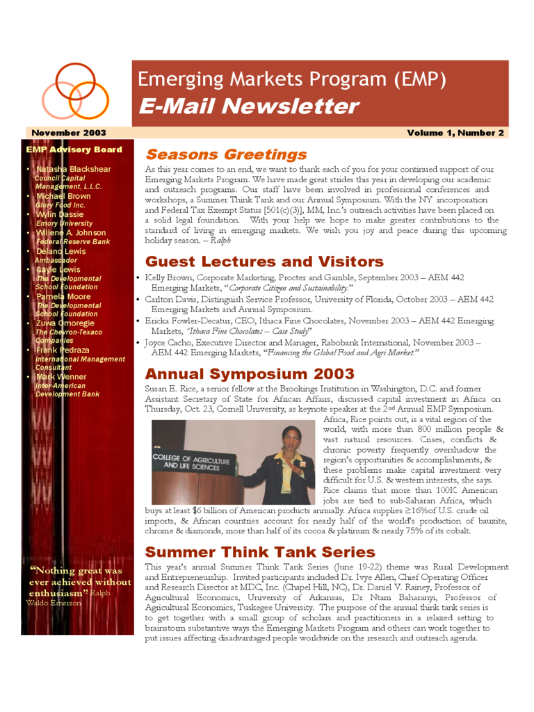 convert word document to email newsletter