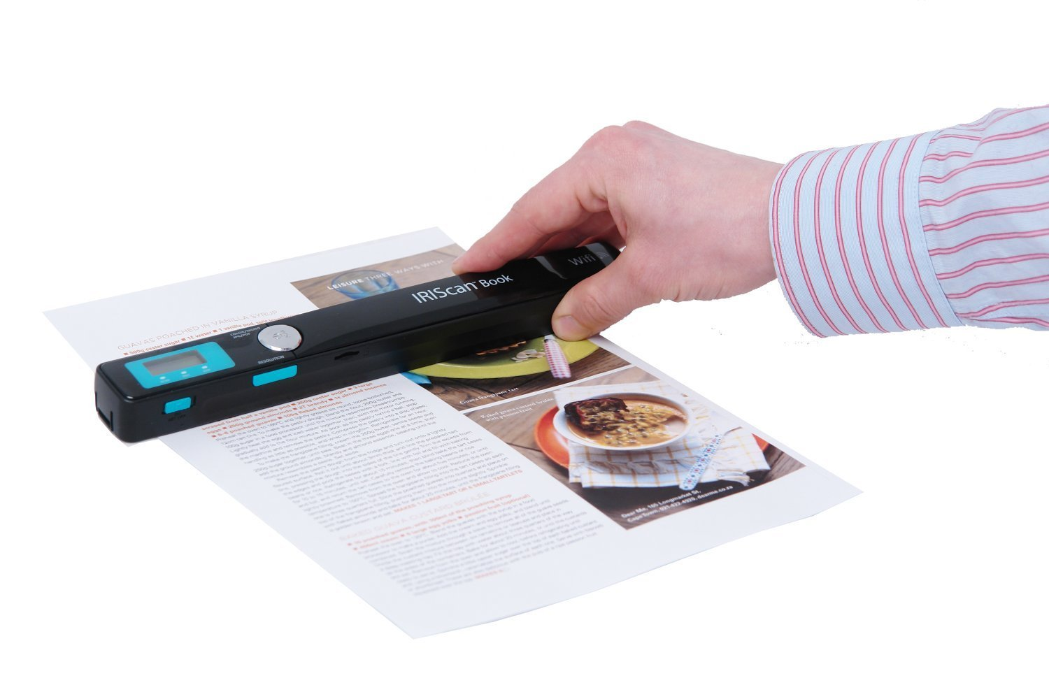 best portable document scanner for mac 2015