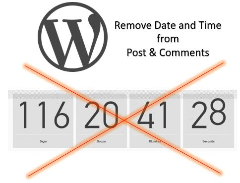 how to remove date and time from word document comments