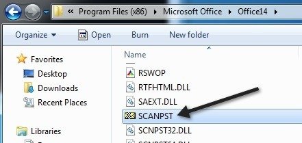 delete your office document cache