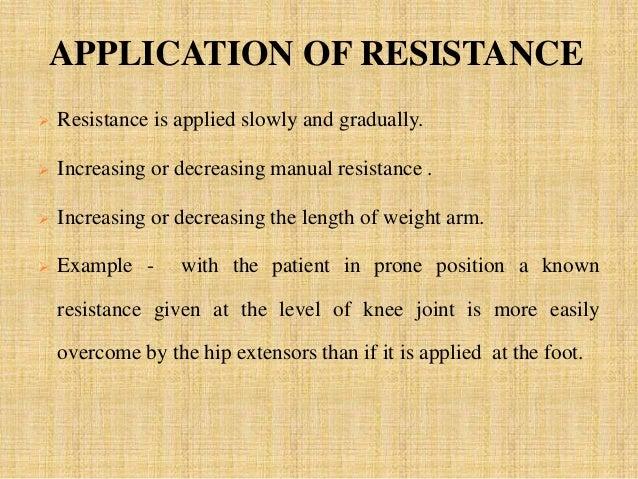 documentation manual muscle test quadrants