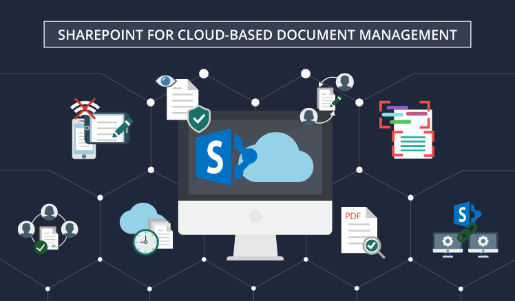 cloud document management for small business