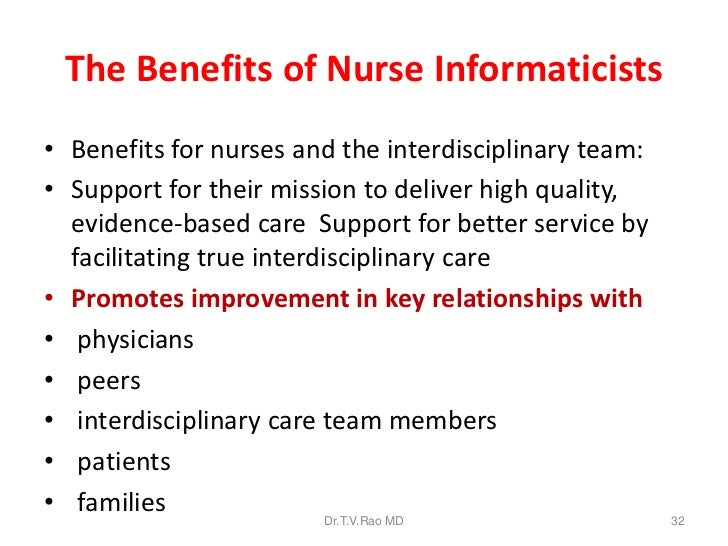 advantages of computerized documentation in nursing