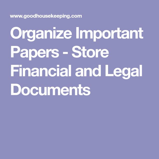 what is the most important legal document