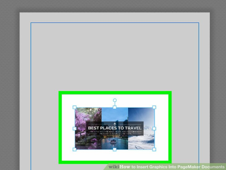 how to insert document into keynote