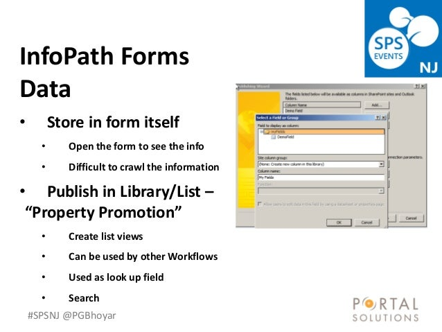 sharepoint 2013 document property promotion and demotion
