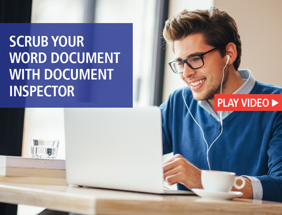 microsoft word for mac document inspector