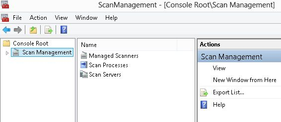 how to add document in scanner