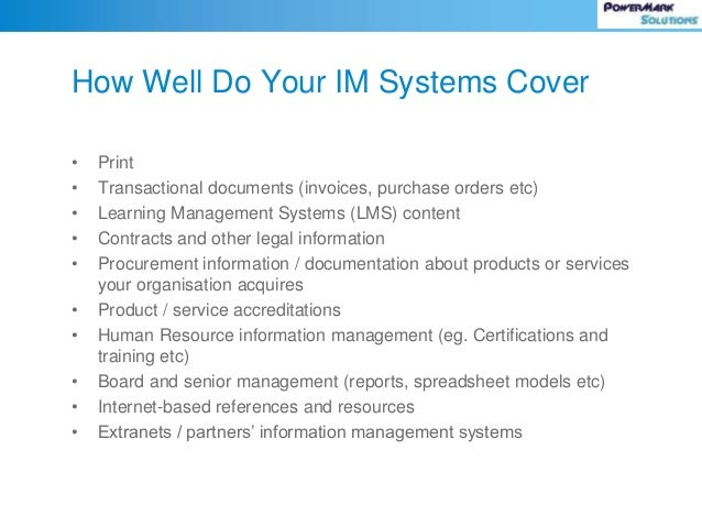 learn to use document management systems