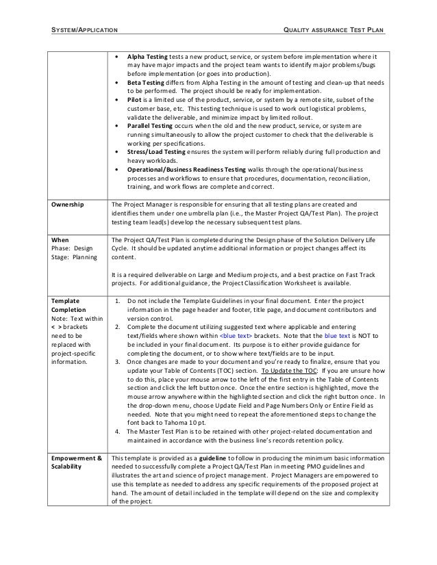 quality assurance document review checklist