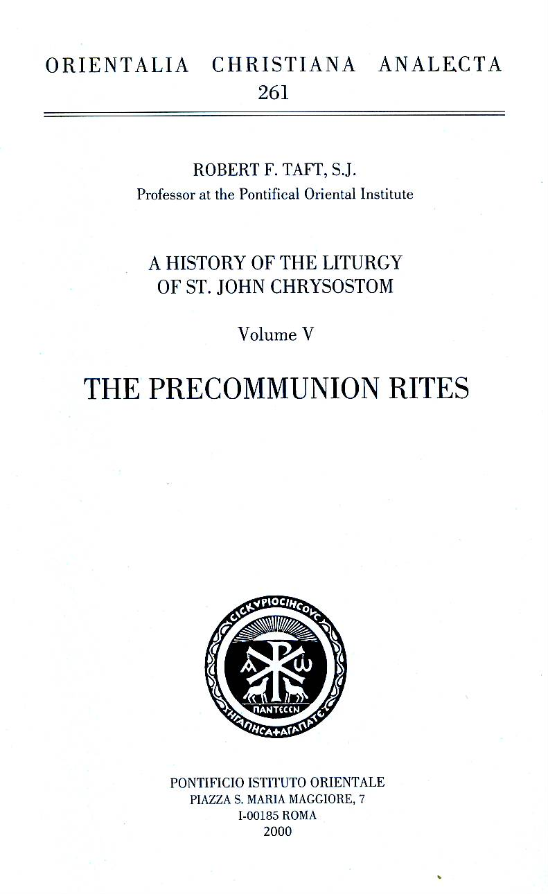 liturgy of saint john chrysostom document