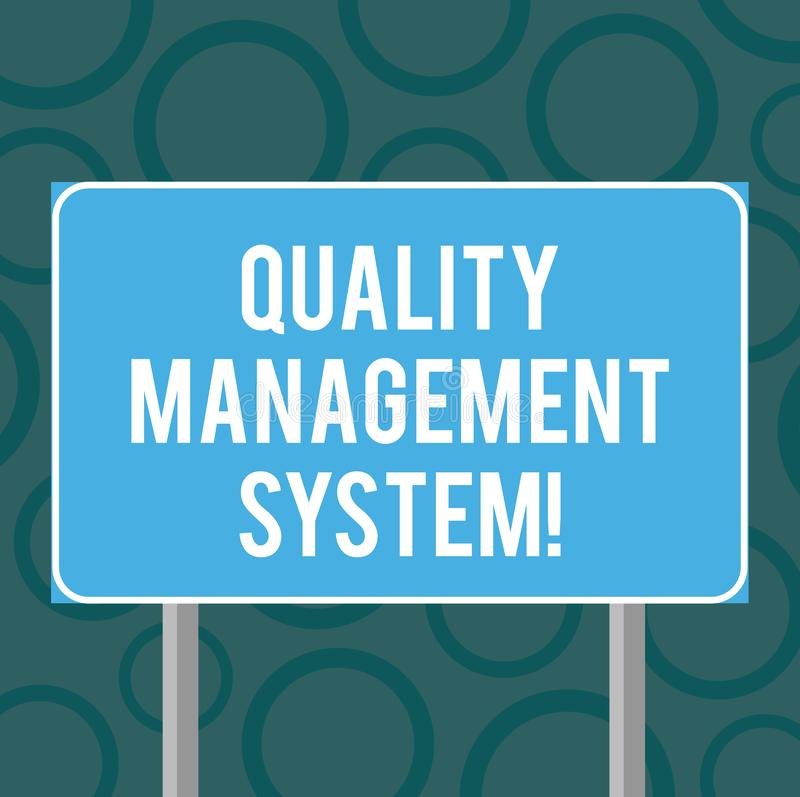 quality system procedure for document control