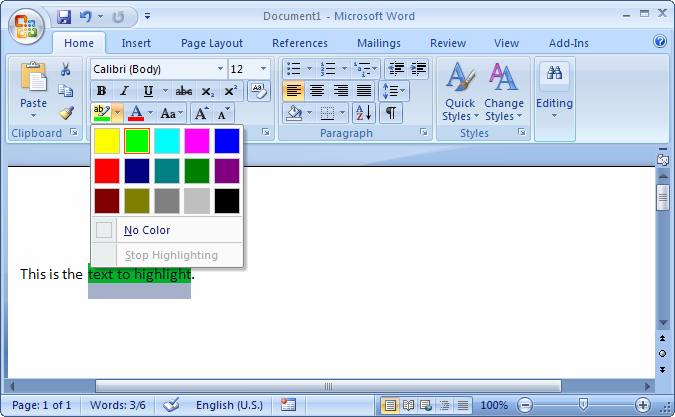 how to remove a page break from a word document