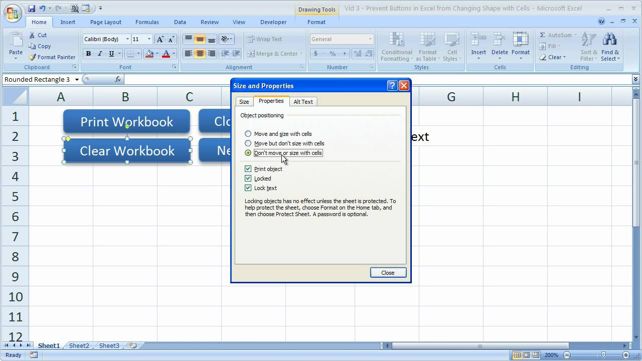 how to save an excel file as a shared document