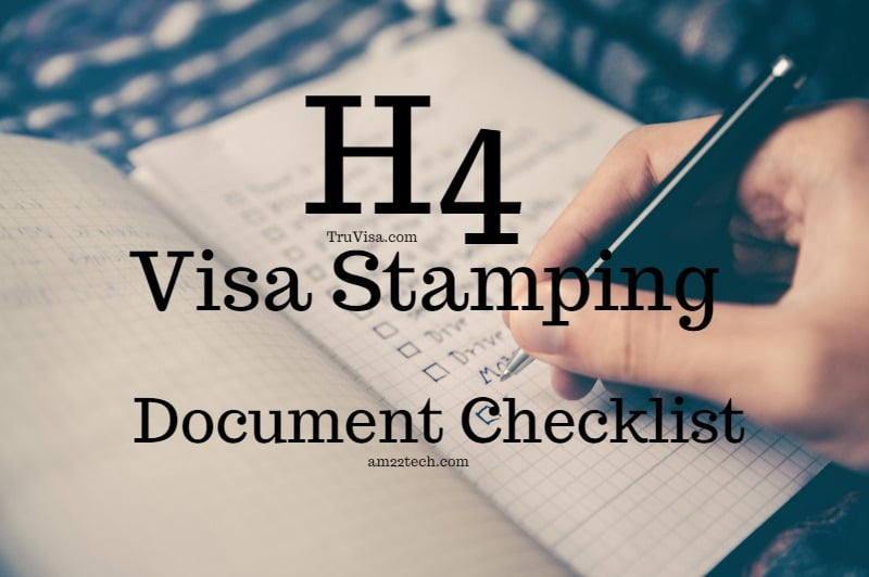 document checklist for visa 1418