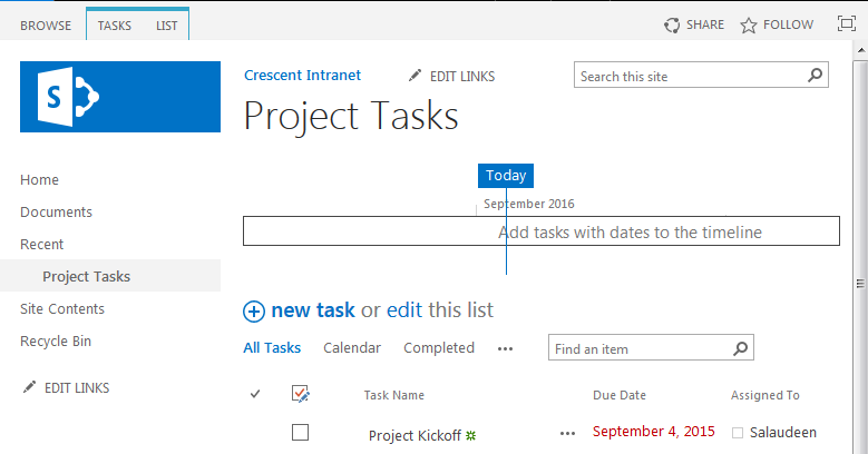 how to create a document library in sharepoint 2016