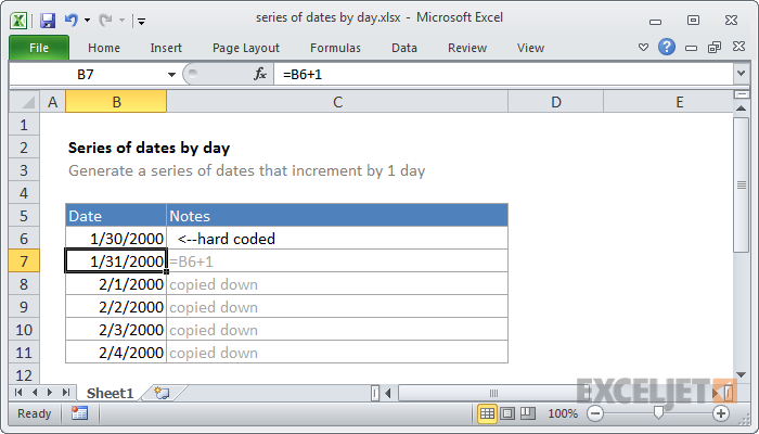 how to set back document date