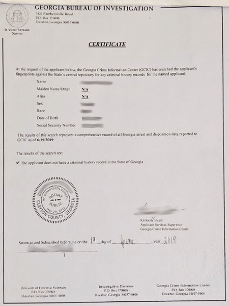 document authentication for use in china