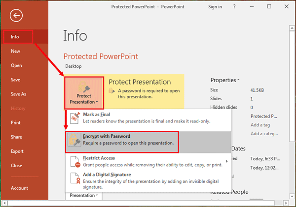 opening a password protected word document without the password