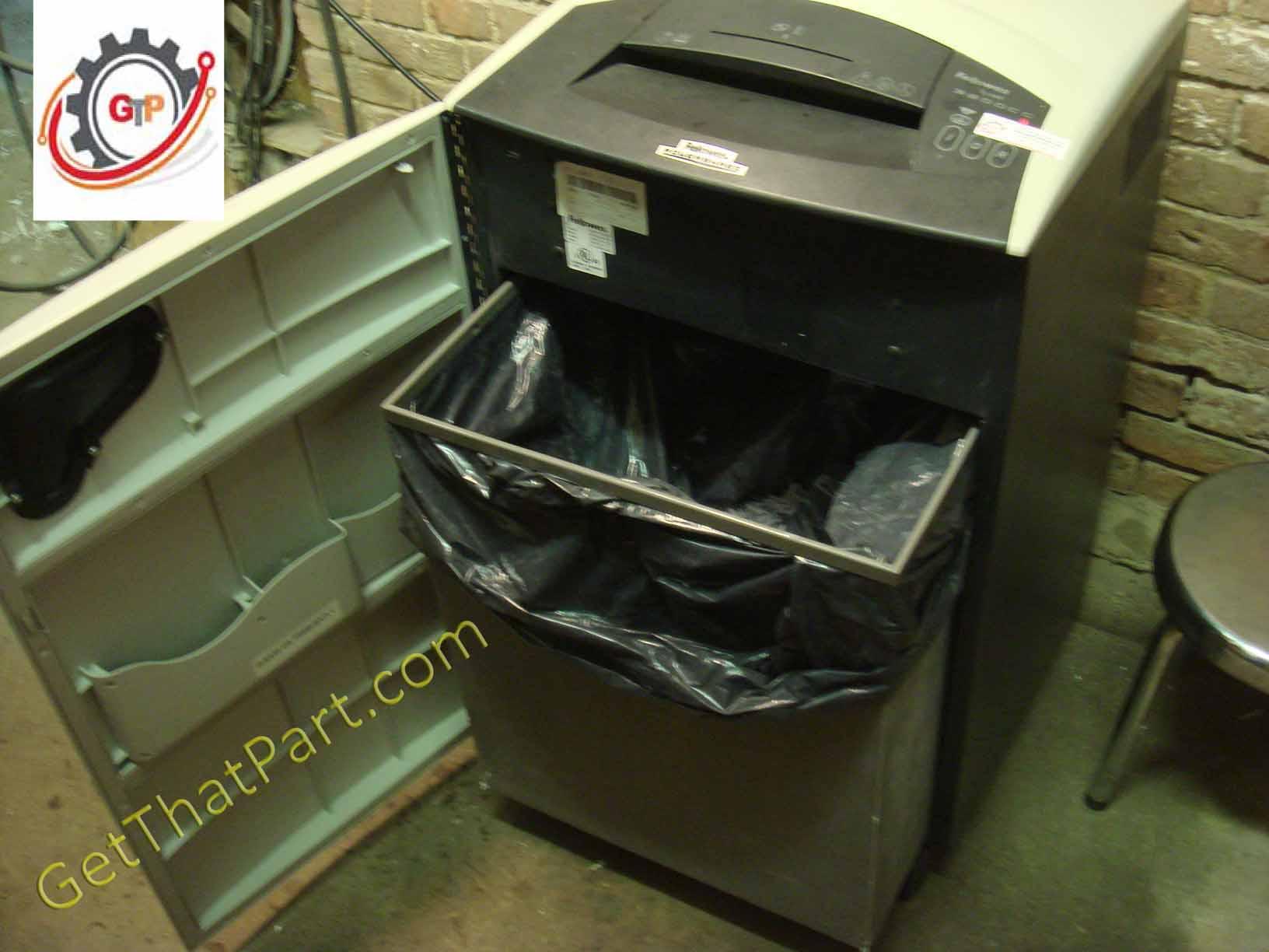 xerox xrx-24s document shredder