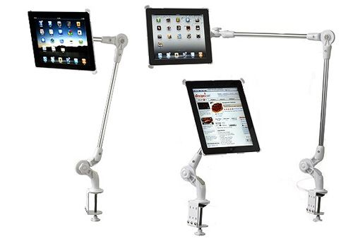 diy ipad document camera stand