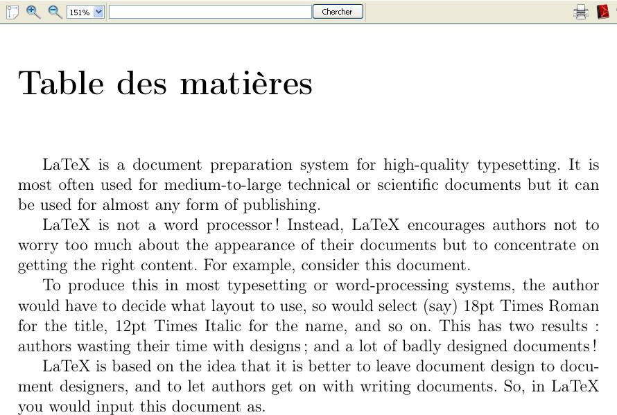 how to make latex a4 document