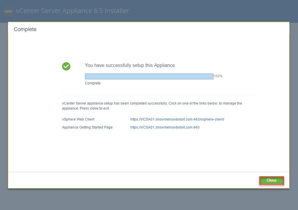 vsphere 6.5 documentation