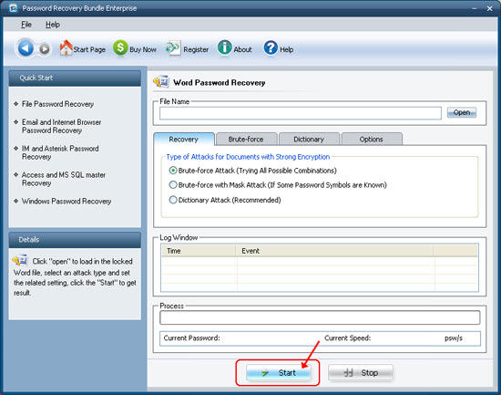 excel open document recovery pane