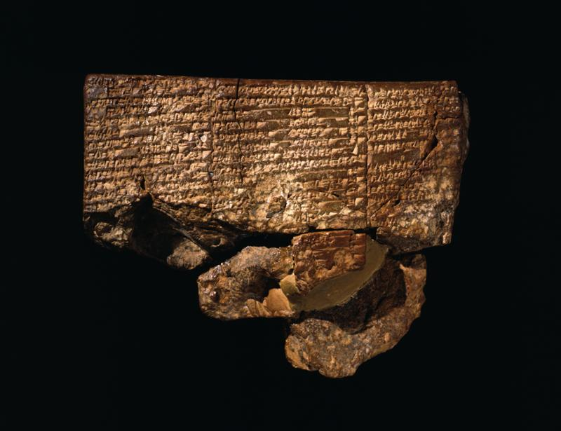 what is the oldest written document