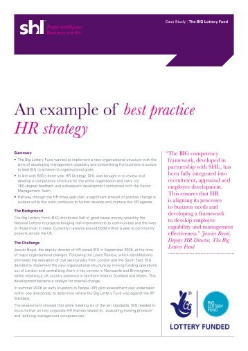 hr documentation best practices